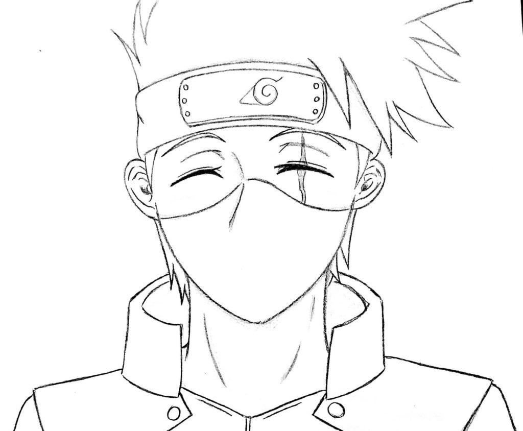 Ausmalbilder Naruto - Kostenlose Malvorlagen - AniYuki